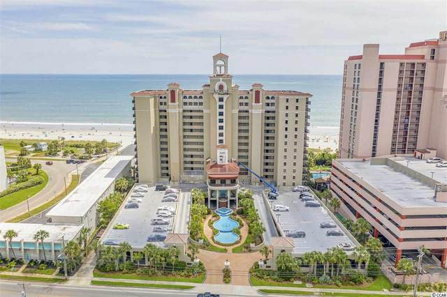 5310 N Ocean Blvd. #1204, Myrtle Beach, SC 29577 (MLS #2101067) :: Leonard, Call at Kingston