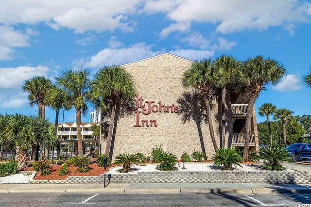 6803 N Ocean Blvd. #329, Myrtle Beach, SC 29572 (MLS #2101069) :: Right Find Homes