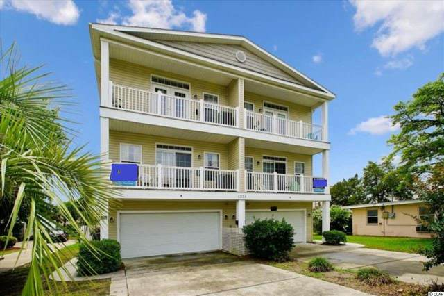 1521 Havens Dr., North Myrtle Beach, SC 29582 (MLS #2101070) :: Leonard, Call at Kingston