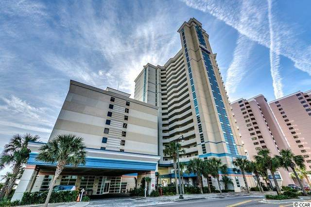 2504 N Ocean Blvd. #1134, Myrtle Beach, SC 29577 (MLS #2101071) :: Welcome Home Realty