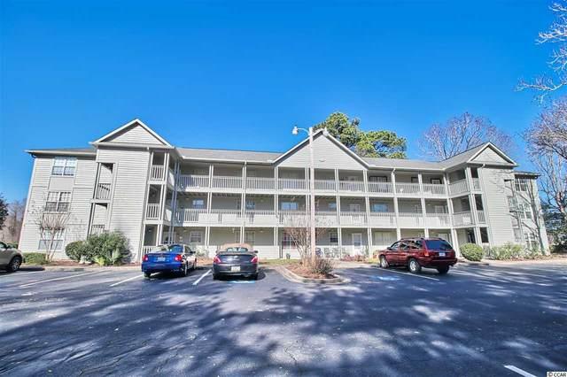 922 Fairwood Lakes Dr. E, Myrtle Beach, SC 29588 (MLS #2101076) :: Leonard, Call at Kingston