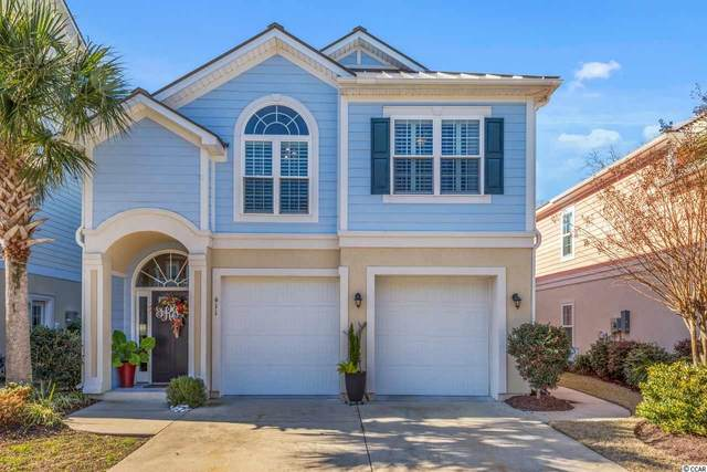 411 7th Ave. S, North Myrtle Beach, SC 29582 (MLS #2101078) :: Leonard, Call at Kingston