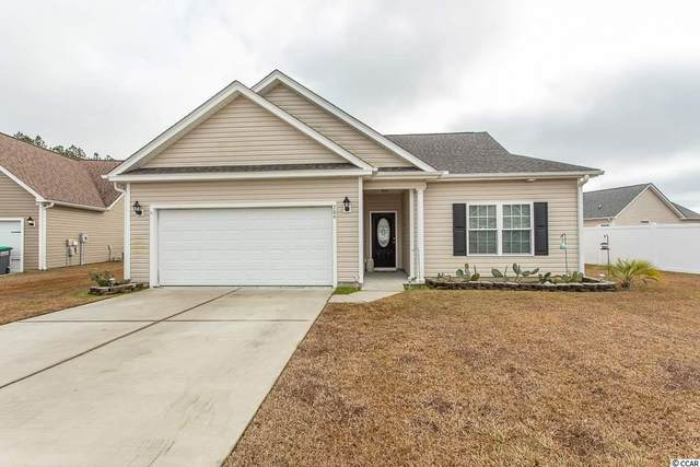706 Bull Farm Ct., Conway, SC 29526 (MLS #2101101) :: The Litchfield Company