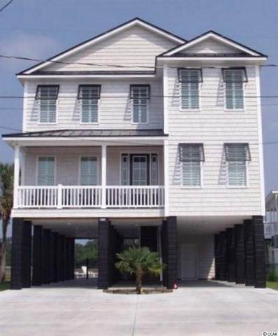 505 Dogwood Dr. N, Murrells Inlet, SC 29576 (MLS #2101105) :: The Hoffman Group