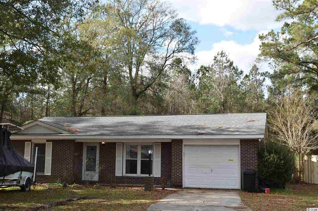 416 Villa Woods Dr., Myrtle Beach, SC 29579 (MLS #2101111) :: Jerry Pinkas Real Estate Experts, Inc