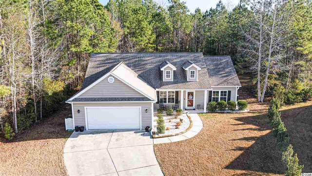 368 Basswood Ct., Conway, SC 29526 (MLS #2101116) :: The Lachicotte Company