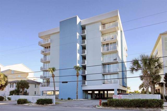 929 S Ocean Blvd. #204, North Myrtle Beach, SC 29582 (MLS #2101118) :: Grand Strand Homes & Land Realty