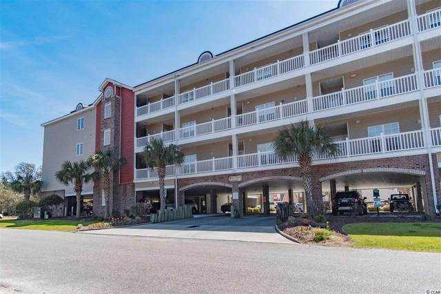 311 2nd Ave. N #207, North Myrtle Beach, SC 29582 (MLS #2101125) :: Welcome Home Realty