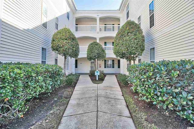 492 River Oaks Dr. 60-C, Myrtle Beach, SC 29579 (MLS #2101139) :: Welcome Home Realty