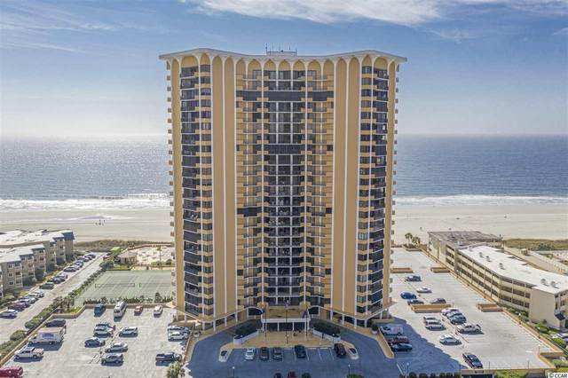 9650 Shore Dr. #1409, Myrtle Beach, SC 29572 (MLS #2101144) :: Surfside Realty Company