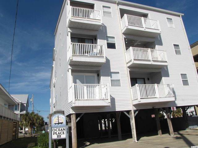 3707 N Ocean Blvd. 3A, North Myrtle Beach, SC 29582 (MLS #2101145) :: Welcome Home Realty
