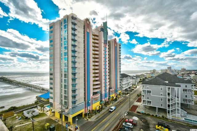 3500 N Ocean Blvd. #1504, North Myrtle Beach, SC 29582 (MLS #2101146) :: Welcome Home Realty