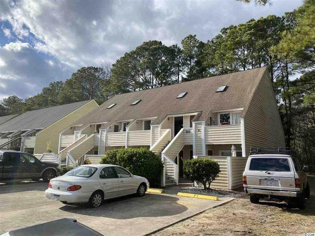 111 Cambridge Circle F6, Garden City Beach, SC 29576 (MLS #2101163) :: Jerry Pinkas Real Estate Experts, Inc