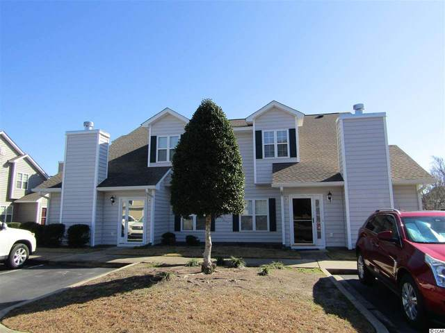 503 20th Ave. N 46B, North Myrtle Beach, SC 29582 (MLS #2101193) :: Welcome Home Realty