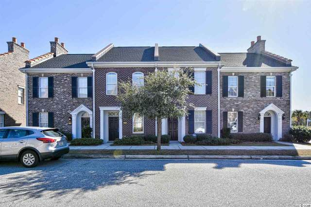 3553 Alexandria Ave. #3553, Myrtle Beach, SC 29577 (MLS #2101201) :: The Lachicotte Company