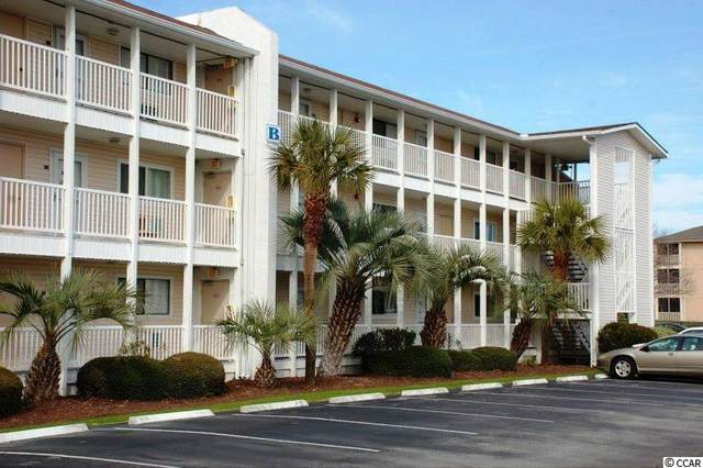 1919 Spring St. 16 B, North Myrtle Beach, SC 29582 (MLS #2101205) :: The Litchfield Company
