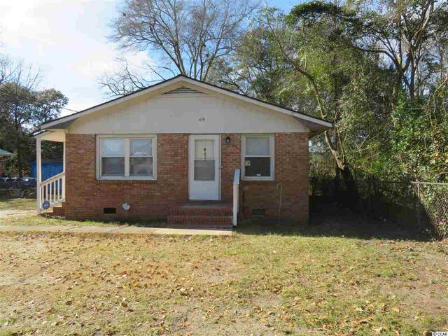 419 Ann St., Conway, SC 29526 (MLS #2101206) :: The Lachicotte Company