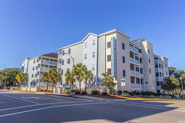 704 S Ocean Blvd. 201B, Myrtle Beach, SC 29577 (MLS #2101209) :: The Litchfield Company