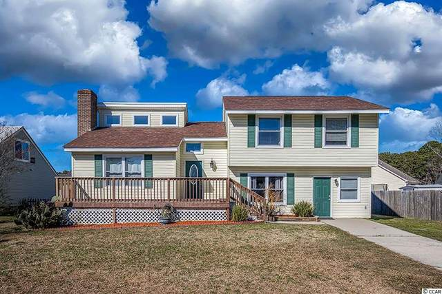 502 Plantation Dr., Surfside Beach, SC 29575 (MLS #2101218) :: Grand Strand Homes & Land Realty