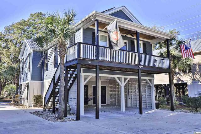 54 Fathom Ln., Murrells Inlet, SC 29576 (MLS #2101225) :: The Litchfield Company
