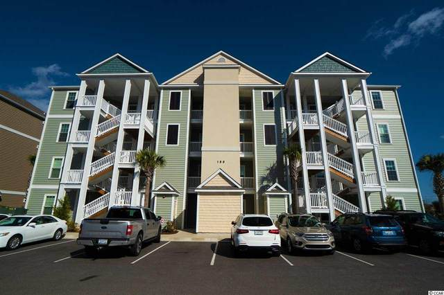 189 Ella Kinley Circle #102, Myrtle Beach, SC 29588 (MLS #2101226) :: The Greg Sisson Team with RE/MAX First Choice