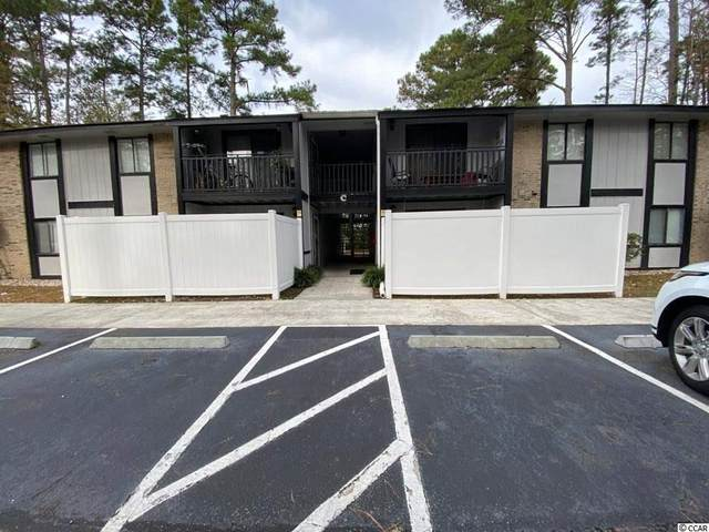 950 Forestbrook Rd. F-7, Myrtle Beach, SC 29579 (MLS #2101234) :: Duncan Group Properties