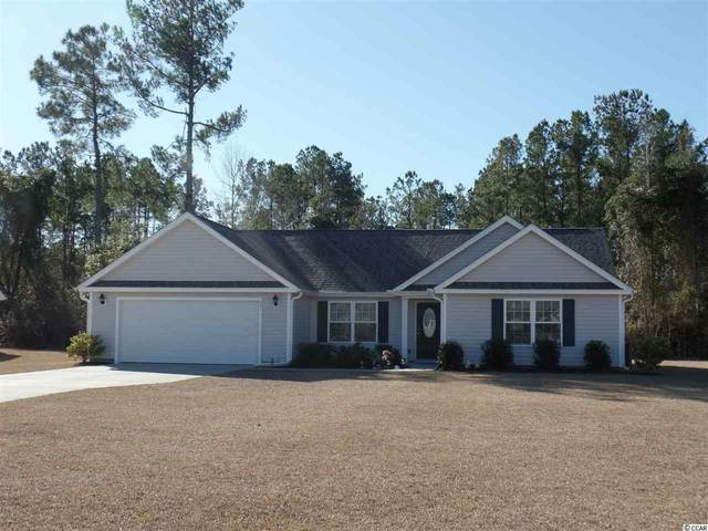 241 Timber Run Dr., Georgetown, SC 29440 (MLS #2101242) :: The Lachicotte Company