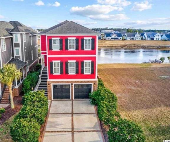 469 Saint Julian Ln., Myrtle Beach, SC 29579 (MLS #2101246) :: The Lachicotte Company
