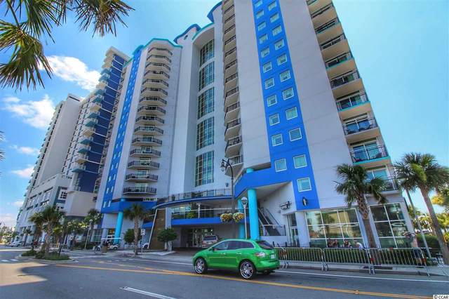 504 N Ocean Blvd. 305A&305B, Myrtle Beach, SC 29577 (MLS #2101253) :: Coldwell Banker Sea Coast Advantage