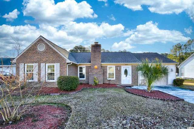 214 Sandpiper Ct., Murrells Inlet, SC 29576 (MLS #2101258) :: Right Find Homes