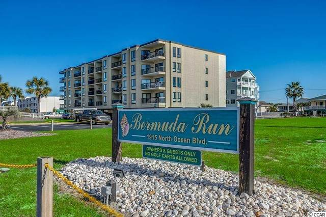 1915 N Ocean Blvd. A-205, North Myrtle Beach, SC 29582 (MLS #2101267) :: Hawkeye Realty