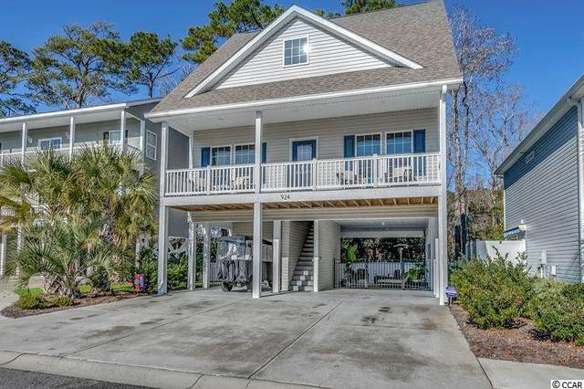 924 Leah Jayne Ln., North Myrtle Beach, SC 29582 (MLS #2101284) :: Grand Strand Homes & Land Realty