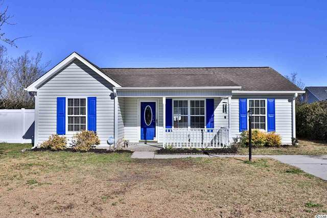 813 Esther Ct., Conway, SC 29526 (MLS #2101285) :: Garden City Realty, Inc.