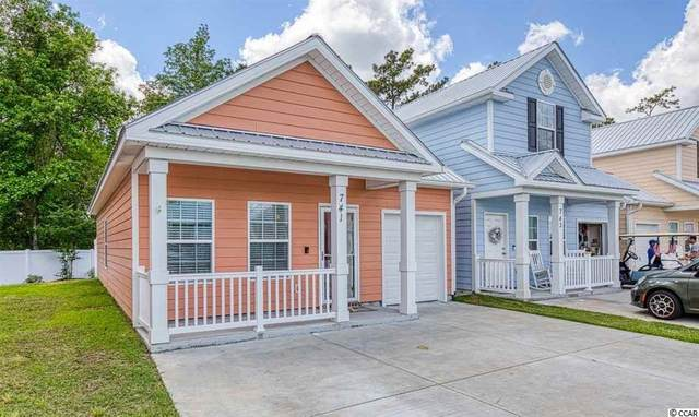 741 Shell Creek Circle B20-1, North Myrtle Beach, SC 29582 (MLS #2101301) :: The Hoffman Group