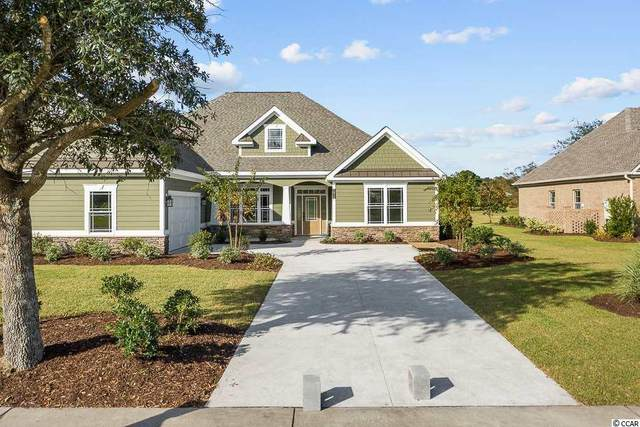500 Sea Vista Ln., North Myrtle Beach, SC 29582 (MLS #2101304) :: The Lachicotte Company