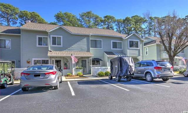 31 Shadow Moss Pl. #31, North Myrtle Beach, SC 29582 (MLS #2101354) :: The Litchfield Company