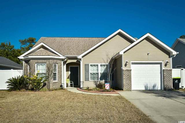 266 Seagrass Loop, Myrtle Beach, SC 29588 (MLS #2101361) :: The Lachicotte Company