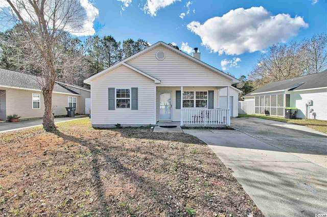 9929 Conifer Ln., Murrells Inlet, SC 29576 (MLS #2101364) :: The Lachicotte Company