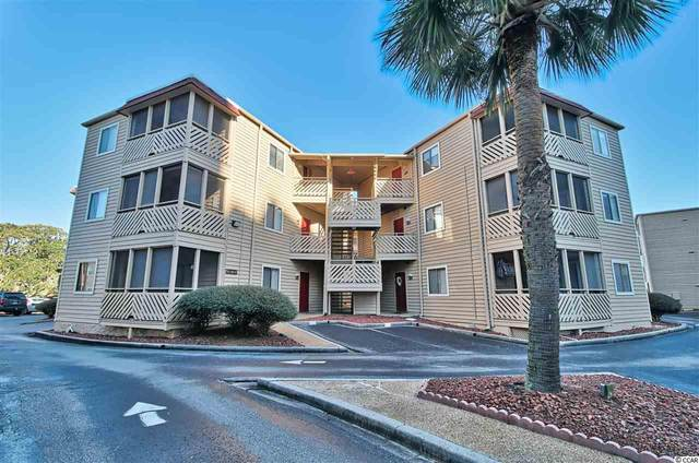 609 Hillside Dr. S D-3, North Myrtle Beach, SC 29582 (MLS #2101382) :: The Hoffman Group