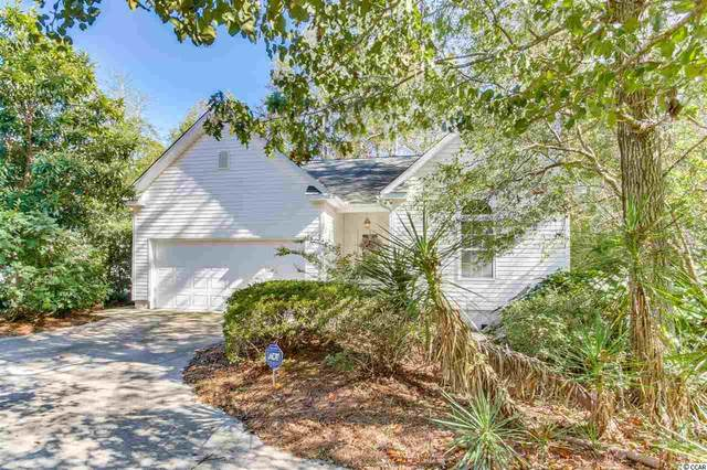 17 Navigators Dr., Pawleys Island, SC 29585 (MLS #2101394) :: The Lachicotte Company