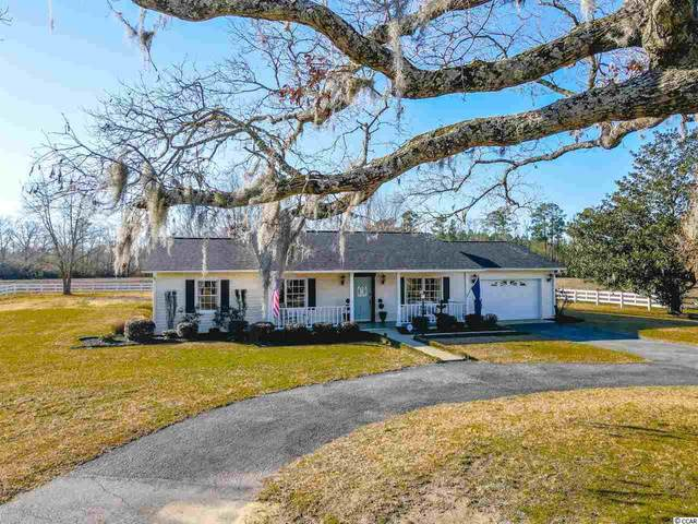 4405 Highway 378, Conway, SC 29527 (MLS #2101396) :: The Litchfield Company