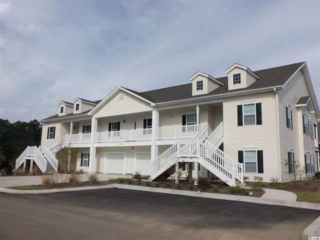924 Jackline Dr. #201, Murrells Inlet, SC 29576 (MLS #2101415) :: Grand Strand Homes & Land Realty
