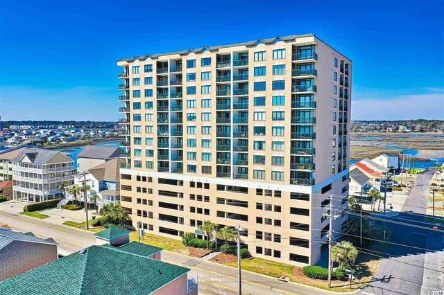 4103 N Ocean Blvd. #904, North Myrtle Beach, SC 29582 (MLS #2101420) :: The Hoffman Group