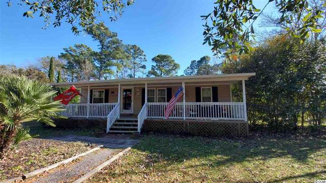 4989 Wesley Rd., Murrells Inlet, SC 29576 (MLS #2101424) :: Jerry Pinkas Real Estate Experts, Inc