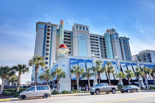 2301 S Ocean Blvd. #1017, Myrtle Beach, SC 29577 (MLS #2101439) :: Duncan Group Properties