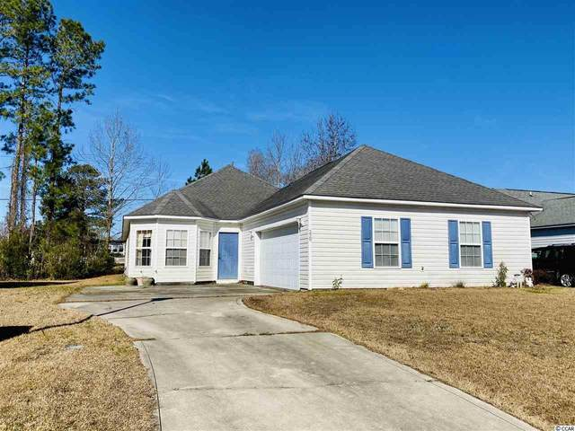 229 Oak Lea Dr., Conway, SC 29526 (MLS #2101448) :: Leonard, Call at Kingston