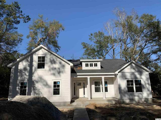 817 White Heron Circle, Murrells Inlet, SC 29576 (MLS #2101454) :: The Litchfield Company