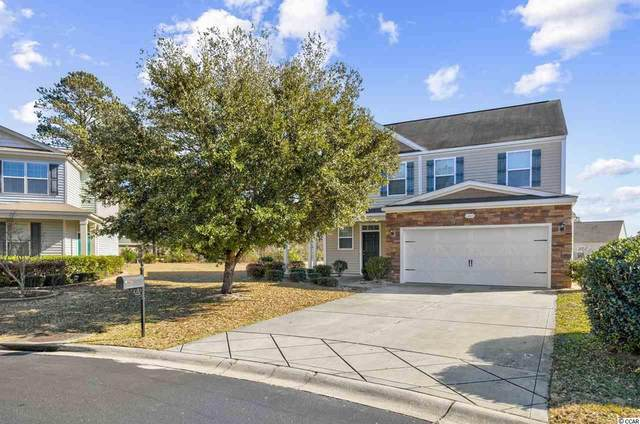 1204 Woodruff Ct., Conway, SC 29526 (MLS #2101456) :: The Litchfield Company