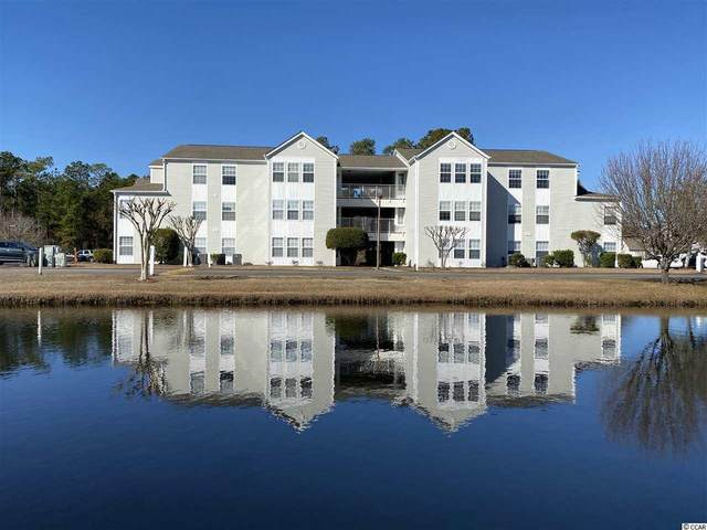 2280 Andover Dr. J, Myrtle Beach, SC 29575 (MLS #2101458) :: Jerry Pinkas Real Estate Experts, Inc