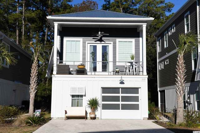 115 Clamdigger Loop, Pawleys Island, SC 29585 (MLS #2101460) :: The Lachicotte Company